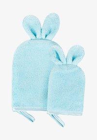 Glov - HAPPY CLEANING SET FOR KIDS - Skincare set - blue - 0