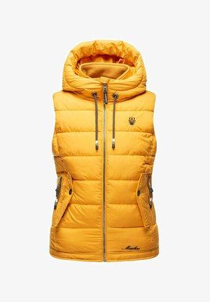 TAISAA - Waistcoat - yellow
