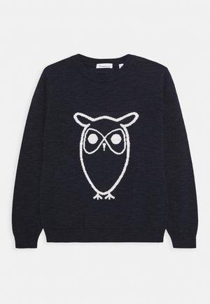 FENNEL OWL - Jumper - dark blue