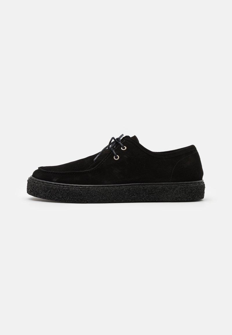 Bianco - BIACHAD LOAFER - Zapatos con cordones - black