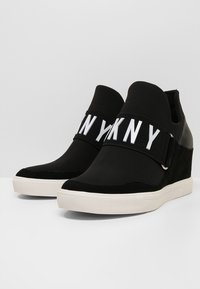 DKNY - COSMOS - Trainers - black - 4