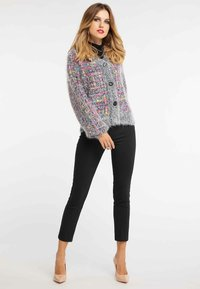 faina - Cardigan - black - 1