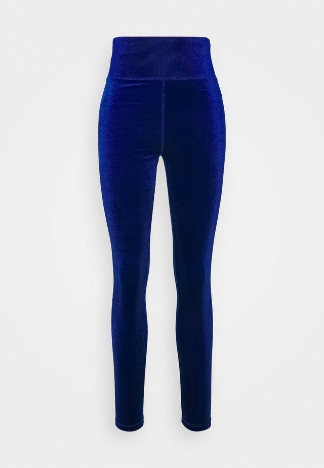 BRENNA - Collants - blue