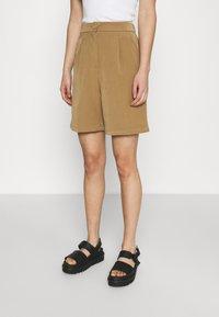 4th & Reckless - PRICKETT - Shorts - camel - 0