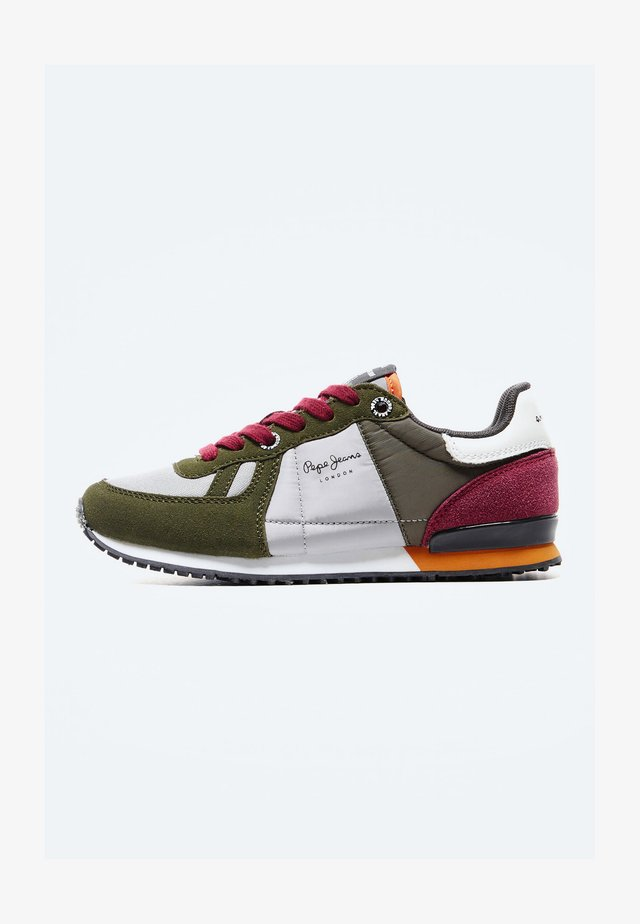 SYDNEY - Sneakers basse - khaki green