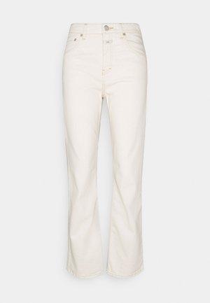BAYLIN - Flared Jeans - creme