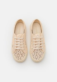 Superga - 2750 LACE - Sneakersy niskie - beige gesso - 5