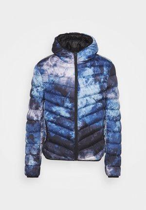 GRANT TIE DYE - Light jacket - blue