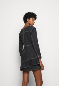 See by Chloé - Denimové šaty - black - 2