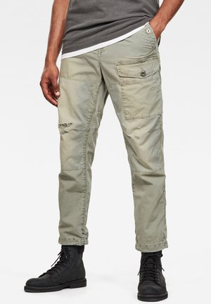 TORRICK - Cargo trousers - green