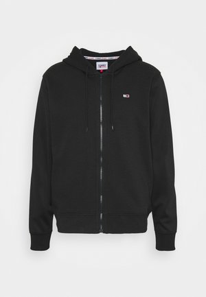 BASKETBALL GRAPHIC  - Zip-up hoodie - black