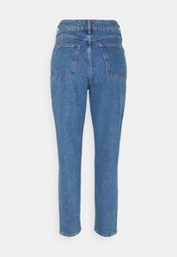 Zign - Mom Fit jeans - Straight leg jeans - blue denim - 8