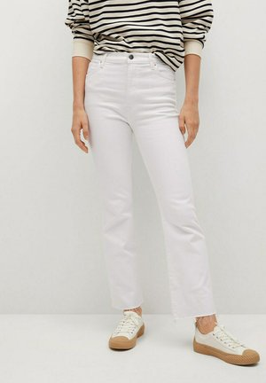 SIENNA - Flared Jeans - wit