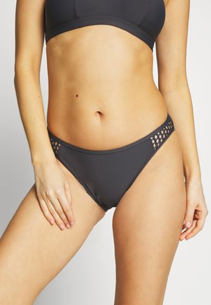 CERRO BEACH BRIEF - Bikini bottoms - anthracite