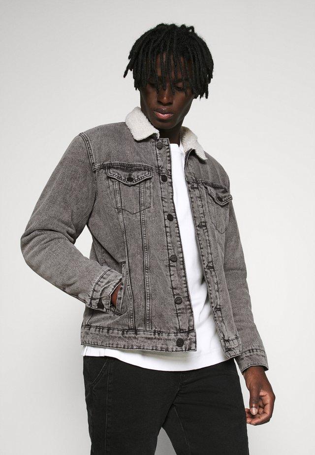 ONSLOUIS LIFE JACKET - Giacca di jeans - grey denim