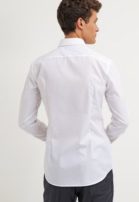 HUGO - JASON SLIM FIT - Formal shirt - open white - 2