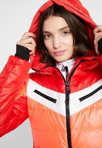 Bogner Fire + Ice - FARINA - Skijacke - orange/apricot - 8