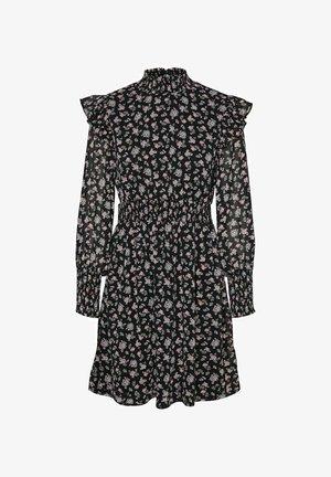 PRINT - Day dress - black 2