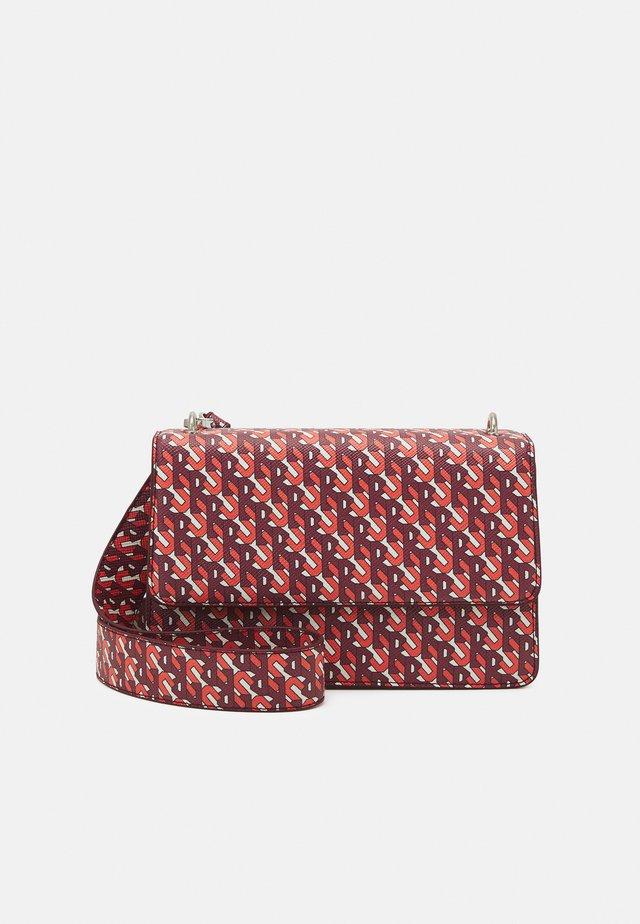 BESRA MAYA BAG - Across body bag - orange