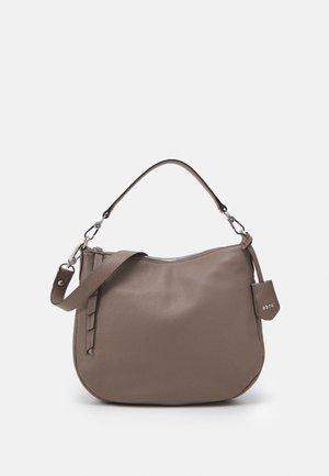 JUNA SMALL - Handbag - taupe