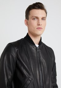 Schott Made in USA - Veste en cuir - black - 4
