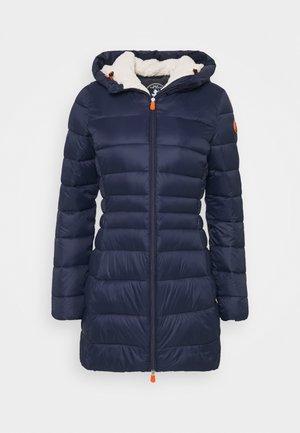 GIGAY - Winter coat - navy blue
