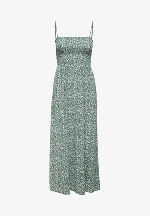 BEDRUCKTES - Maxi dress - chinois green