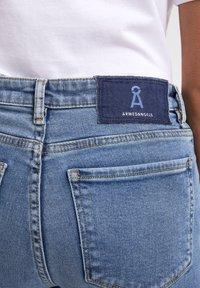 ARMEDANGELS - TILLAA CIRCULAR - Jeans Skinny Fit - light blue - 4