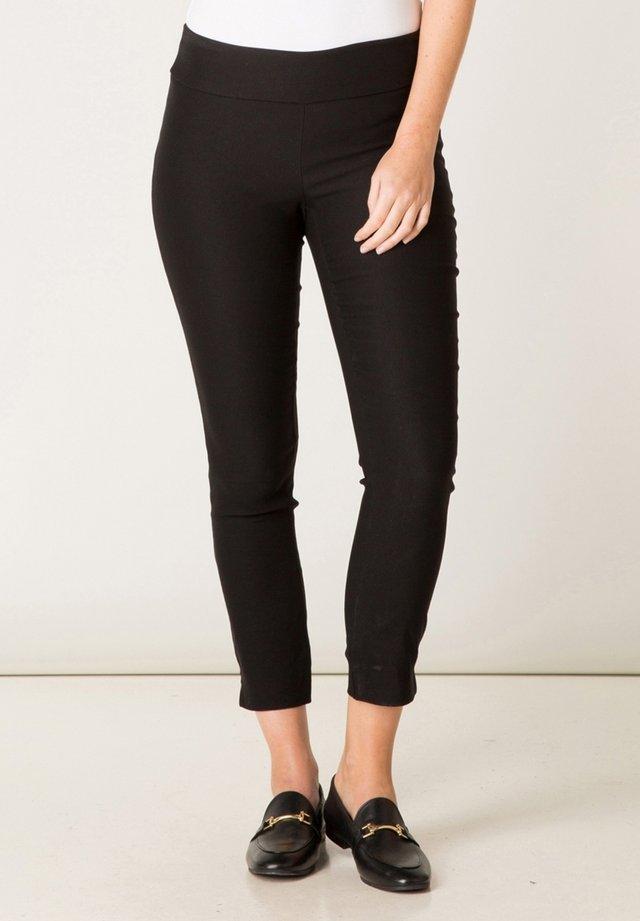 YALTHA - Trousers - black