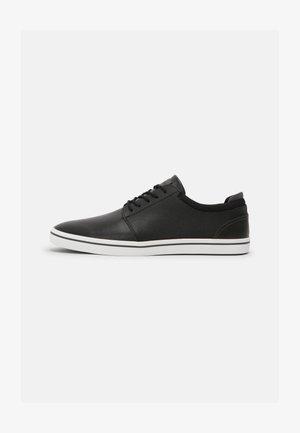 DWAIN - Sneaker low - black/white