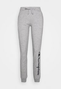 Champion - CUFF PANTS LEGACY - Tracksuit bottoms - mottled grey - 5