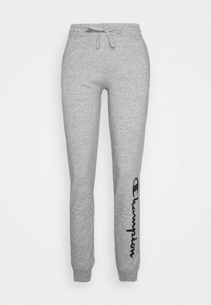 CUFF PANTS LEGACY - Verryttelyhousut - mottled grey
