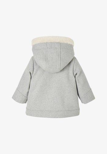 Mädchen Baby - Winter coat - hellgrau meliert