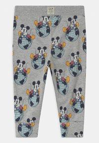 GAP - TODDLER BOY - Pantaloni - light heather grey - 1