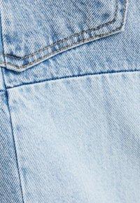 Bershka - 90'S HACK - Jeans relaxed fit - blue denim - 5