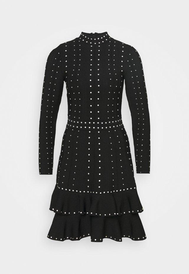 ASYA - Day dress - noir