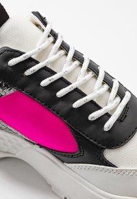 Miss Selfridge - TALLULAH CHUNKY - Trainers - pink - 2