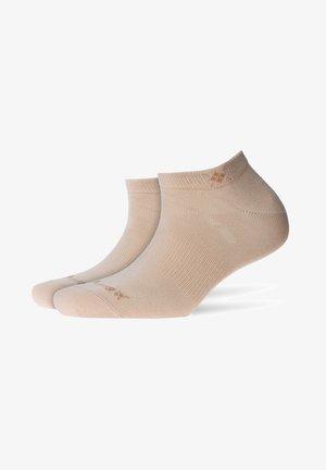 2-PACK - Socks - sandstone