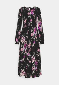 b.young - BYILKA SMOCK DRESS - Day dress - black mix - 0