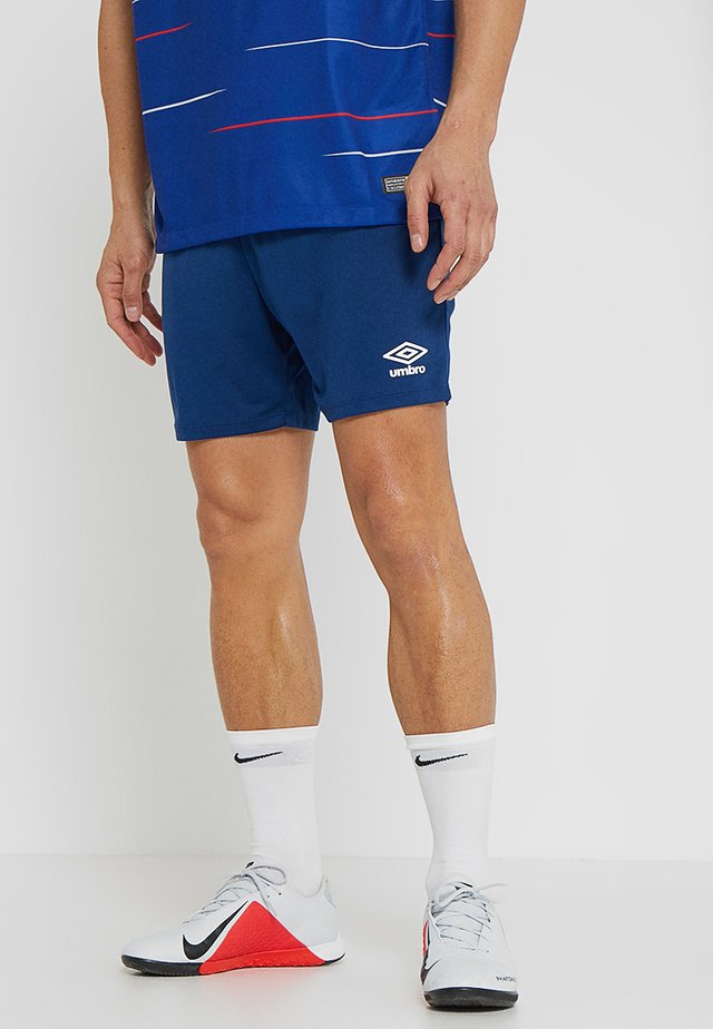 CLUB SHORT - Korte broeken - navy