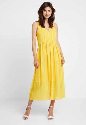EVA DRESS - Maxi šaty - yellow