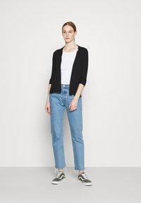 Cotton On - DANIELLE  - Cardigan - black - 1