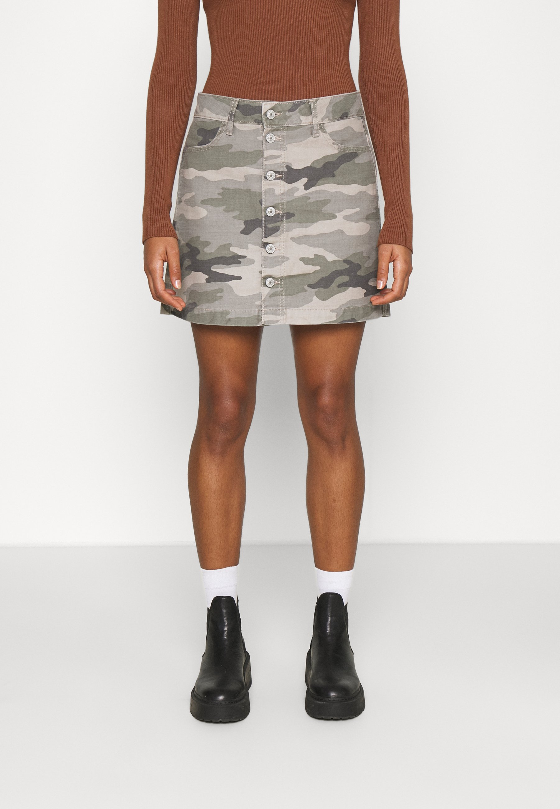 Femme ALINE SKIRT - Minijupe
