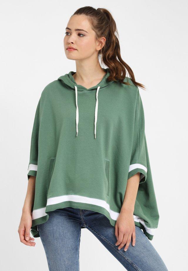 Huppari - green