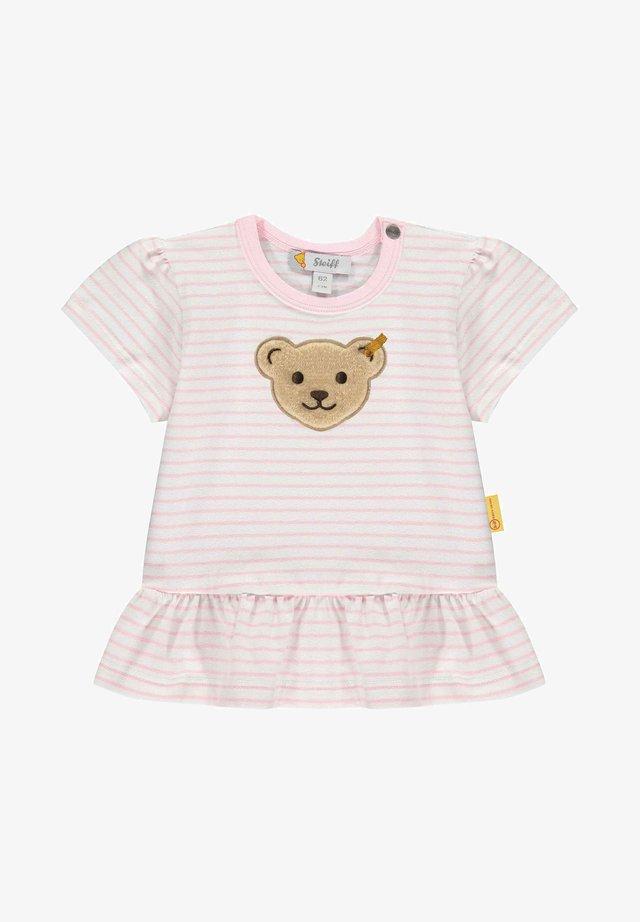 TEDDYBÄR - T-shirt print - pink lady