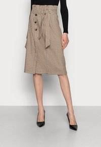 Love Copenhagen - ULLA SKIRT - A-line skirt - brown - 0