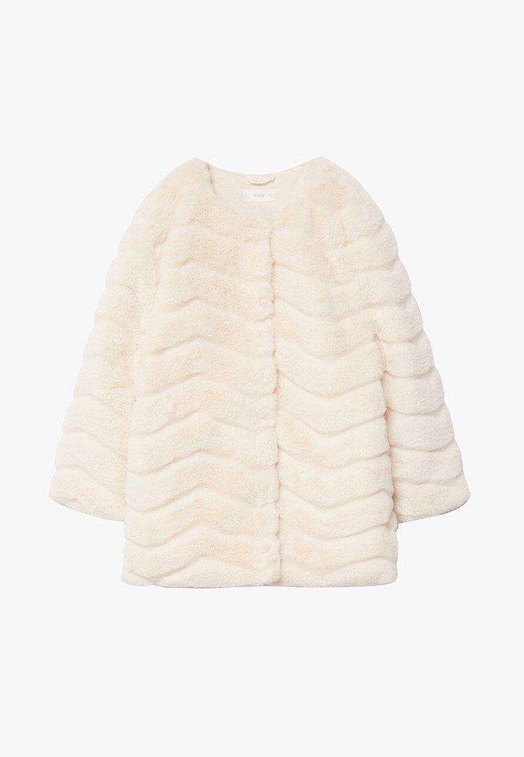 Mango - CACHITO8 - Winter coat - cremeweiß