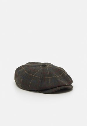 BROOD BAGGY SNAP CAP UNISEX - Čepice - moss