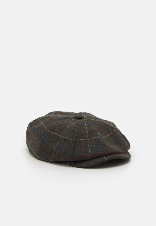 BROOD BAGGY SNAP CAP UNISEX - Berretto - moss