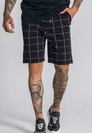 GK TILES - Shorts - black